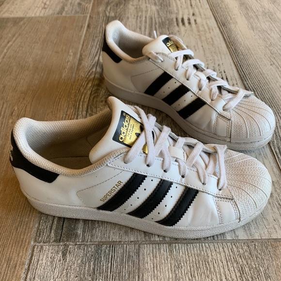 adidas superstar kids size 5